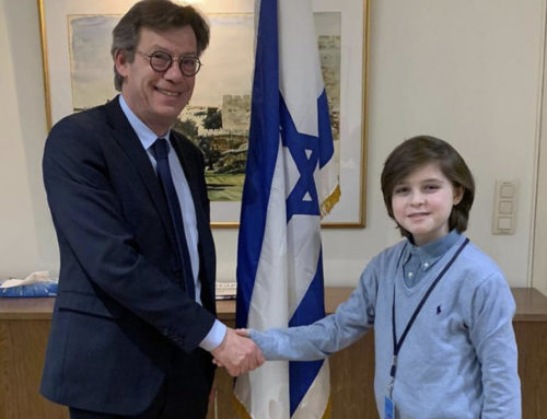 World's Smartest Child Wants to Study in Israel